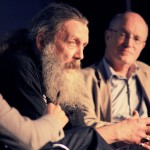 Iain Sinclair and Alan Moore in conversation