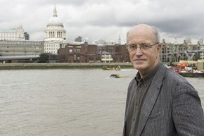 Iain Sinclair and Will Self: Walking London at the Victoria and Albert Museum