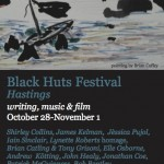 Iain and By Our Selves at the BLACK HUTS festival 2015