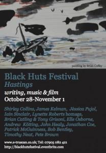 Black Huts 1-4 page Ad