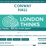 Londonist & Conway Hall presents: London is Changing: Regeneration, Gentrification and Redevelopment